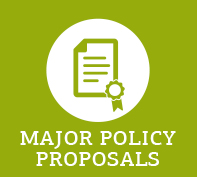 Major Policy Proposals
